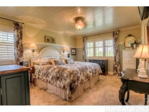 Master Bedroom Suite with great river views